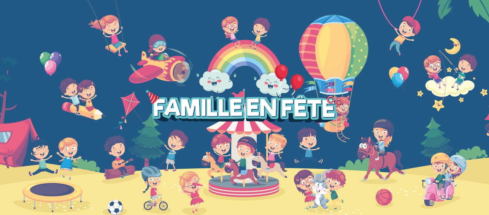 Famille en Fête